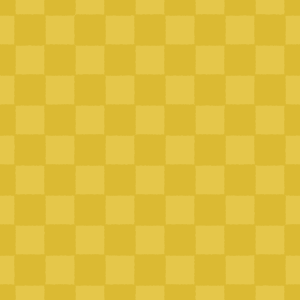 金の市松模様のパターンのフリーイラスト Clip art of gold ichimatsu-moyou pattern