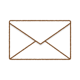 メールのフリーイラスト Clip art of mail
