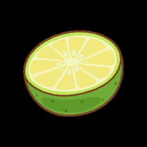 カボスのフリーイラスト Clip art of kabosu