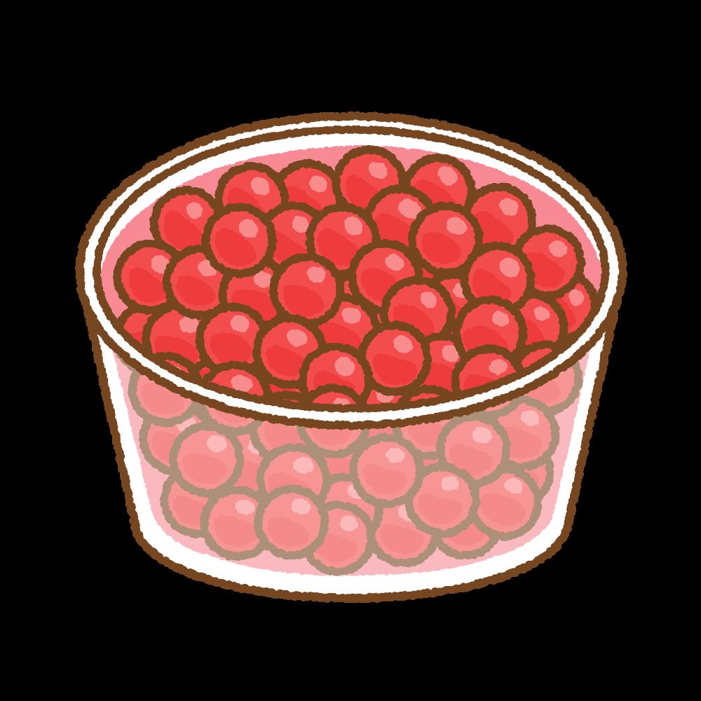 コーティングジュースのフリーイラスト Clip art of coating juice