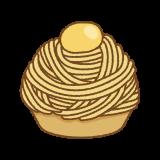 モンブラン(ケーキ)