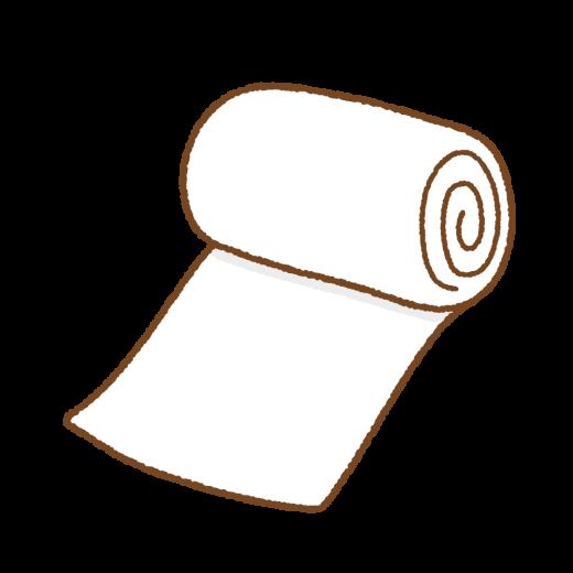 包帯のイラスト