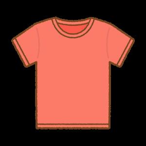 Tシャツのフリーイラスト Clip art of t-shirt