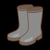 長靴のイラスト
