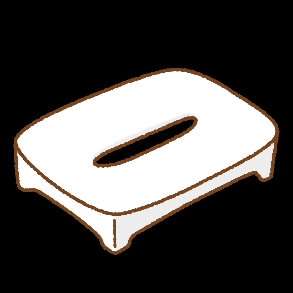 石鹸置きのフリーイラスト Clip art of soap holder