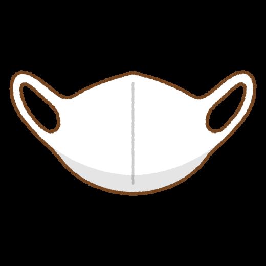 マスクのイラスト