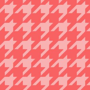 千鳥格子のパターンのフリーイラスト Clip art of chidori-goushi pattern