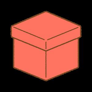 プレゼントボックスのフリーイラスト Clip art of presentbox