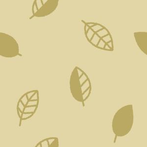 葉っぱ柄のパターンのフリーイラスト Clip art of leaves-pattern