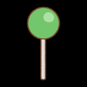 地図のピンのイラスト Clip art of map-pin
