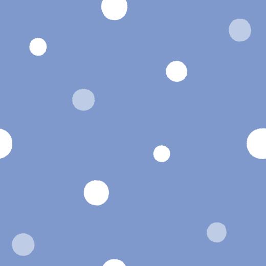 雪のパターンのイラスト