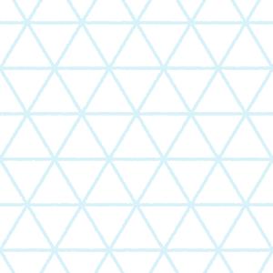線の鱗文様のパターンのフリーイラスト Clip art of uroko line pattern