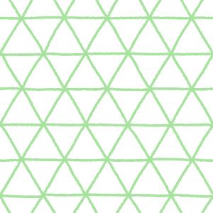 ラフな線の鱗文様のパターンのイラスト Clip art of uroko rough pattern