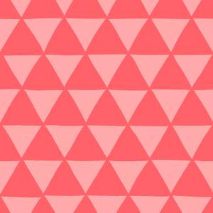 ラフな鱗文様のパターンのフリーイラスト Clip art of rough uroko pattern