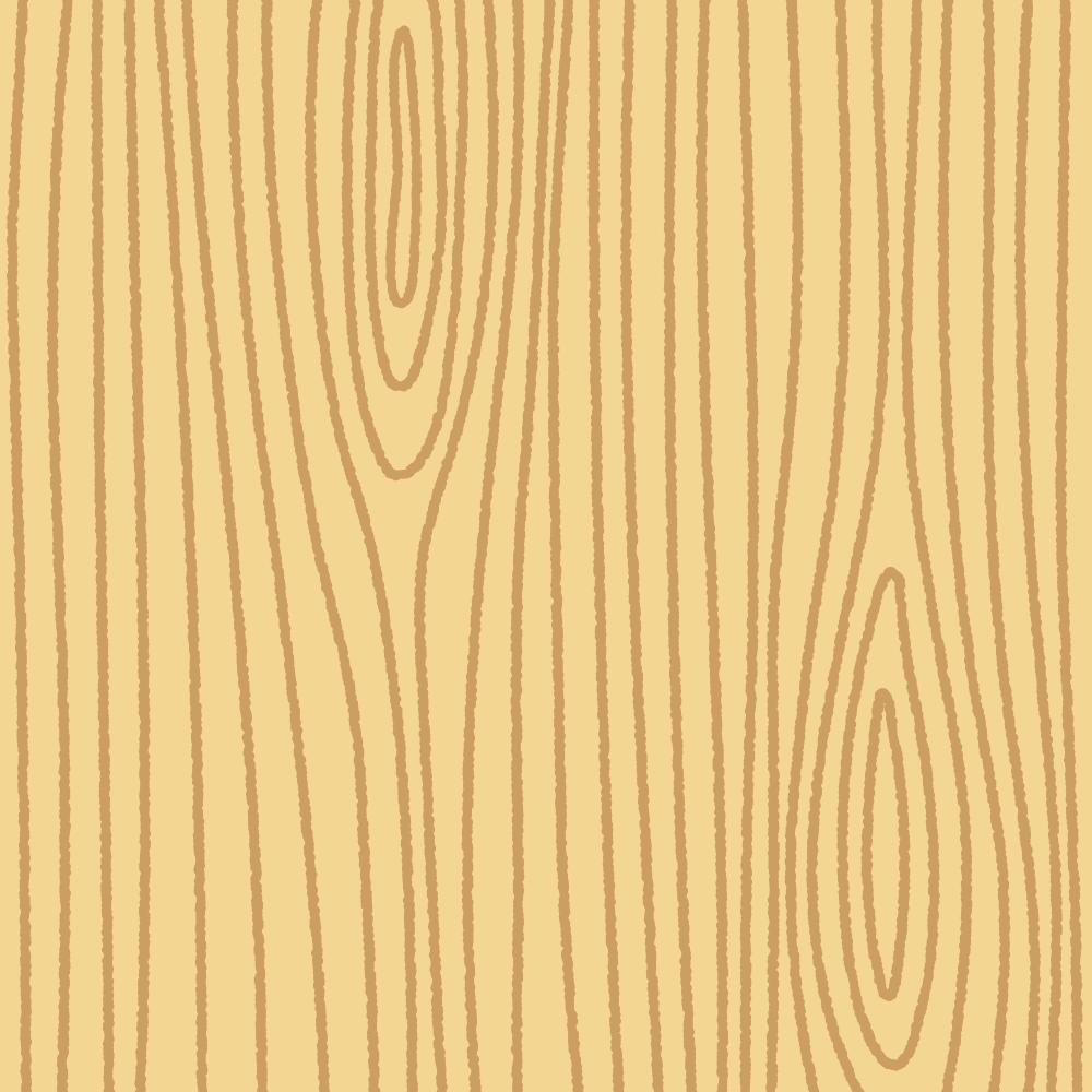 木目のフリーイラスト Clip art of woodgrain