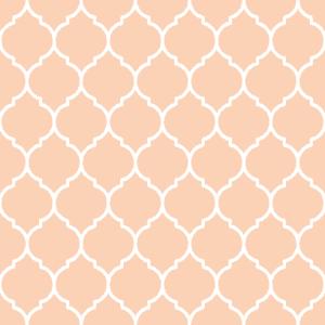 モロッカン柄のパターンのフリーイラスト Clip art of moroccan-pattern