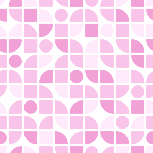 図形のパターンのフリーイラスト Clip art of shapes pattern