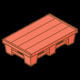 プールフロアのフリーイラスト Clip art of pool-floor