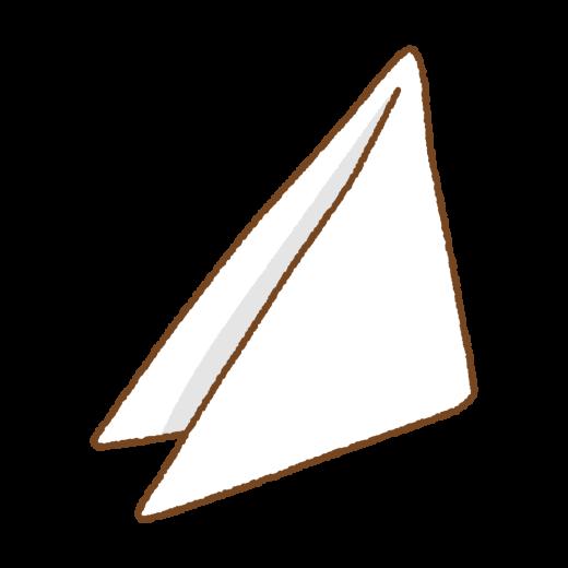 三角巾のイラスト